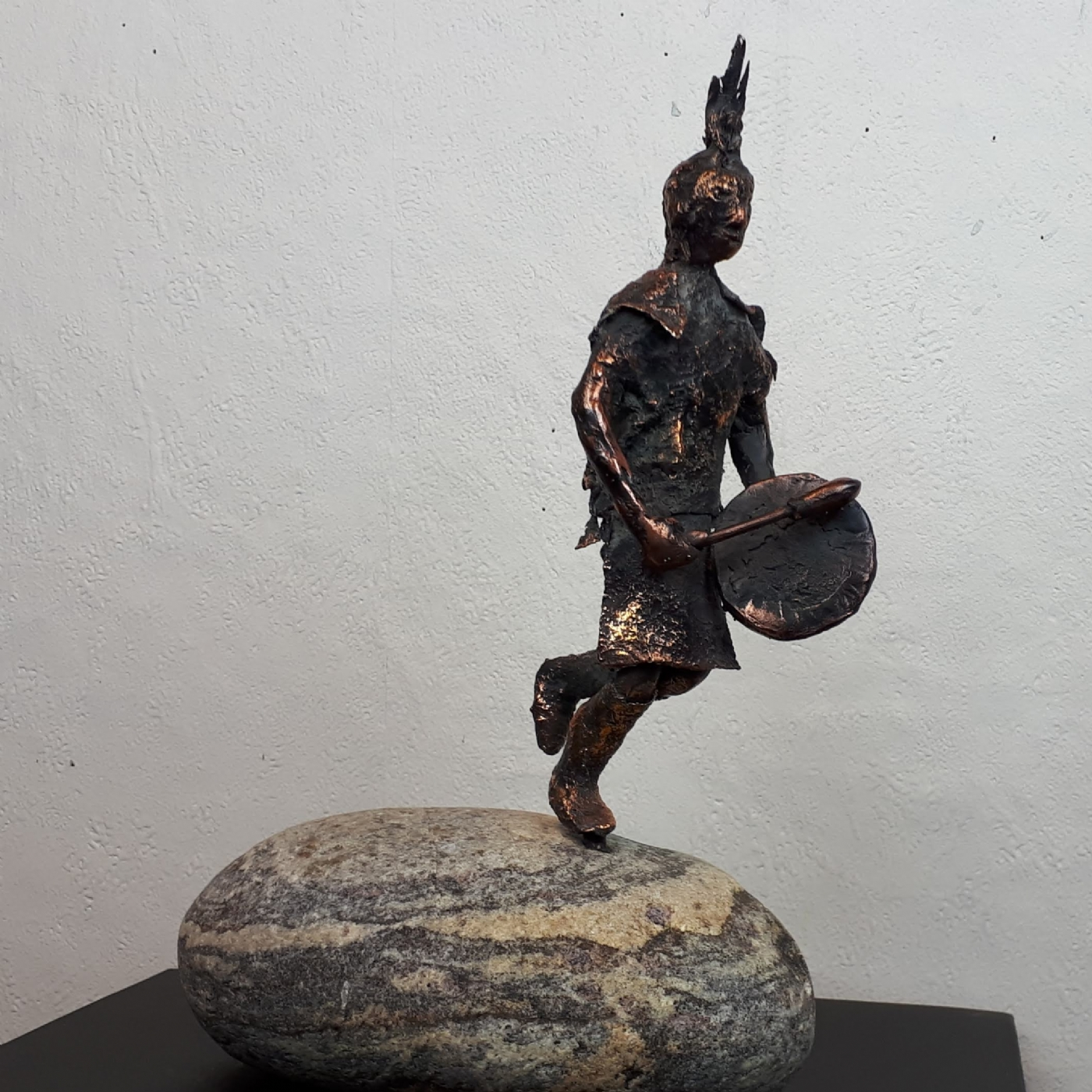 Musikeren | Skulptur