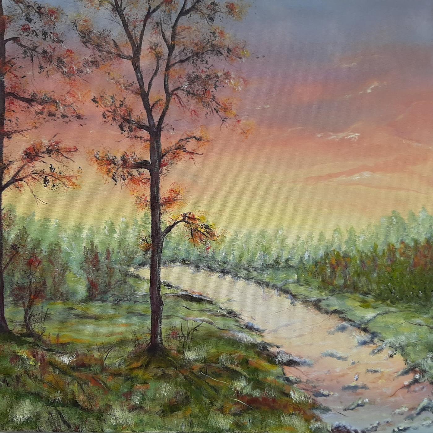 Fairytale land 2   Maleri