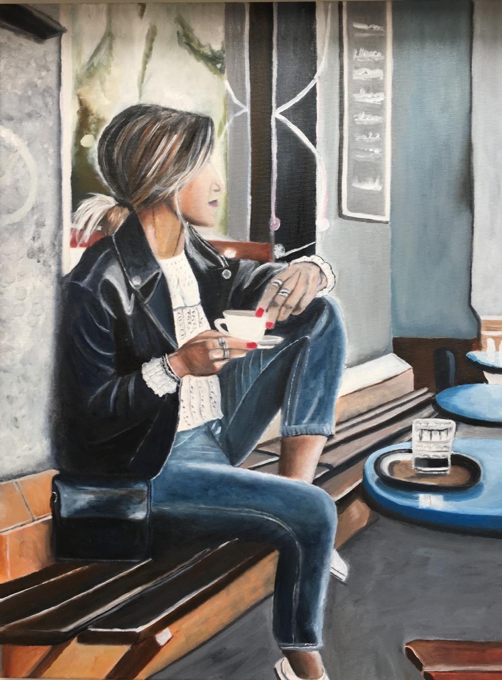 Cafeliv IV | Maleri