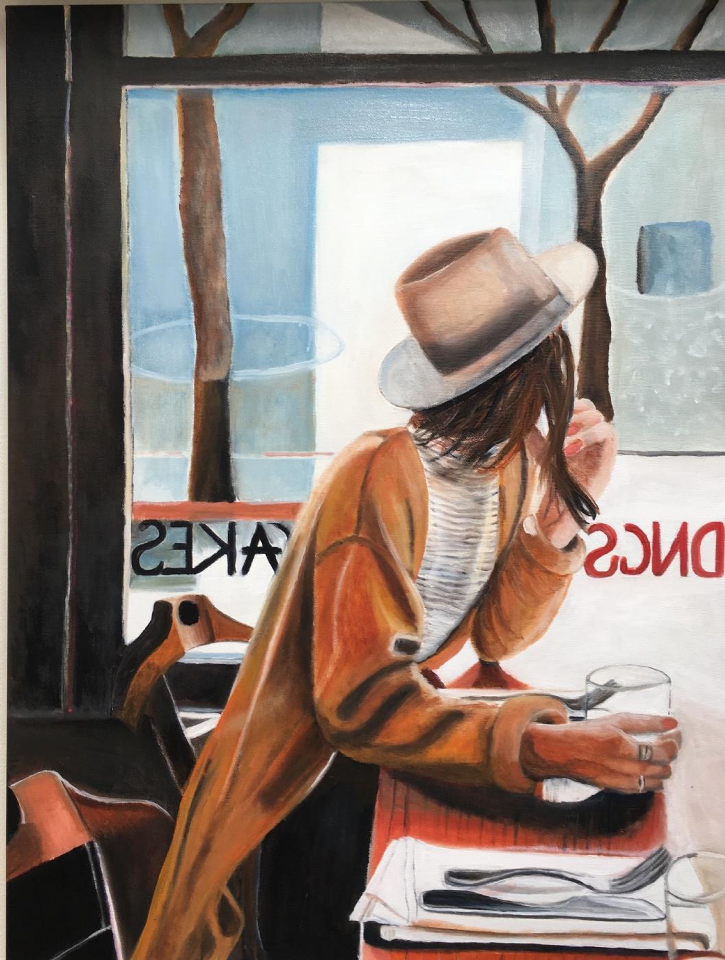 Cafeliv V | Maleri