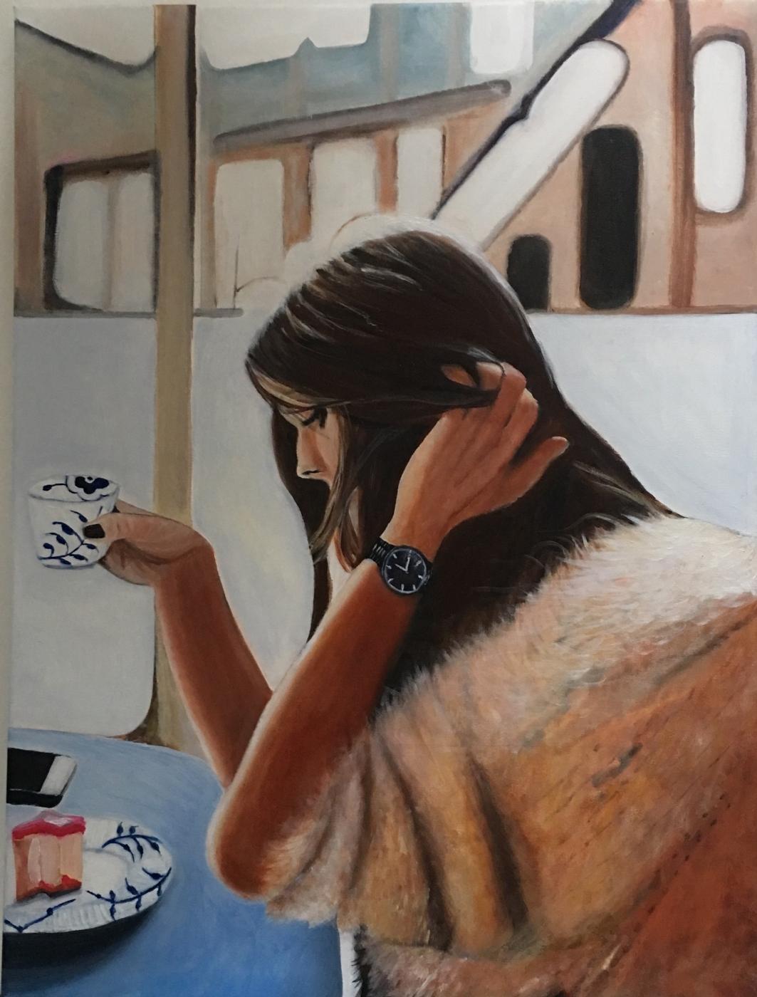 Cafeliv VI | Maleri