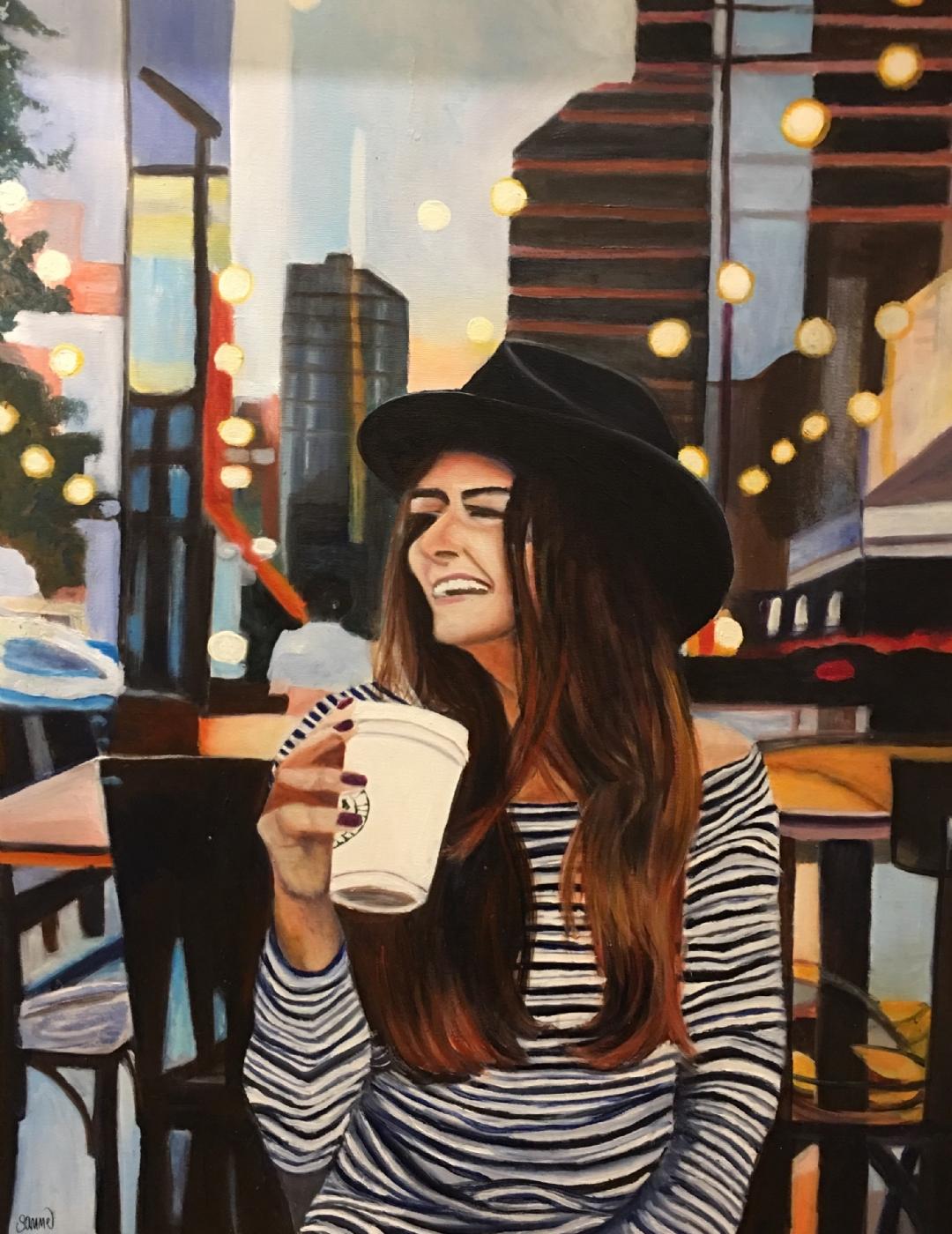 CafelivVII | Maleri