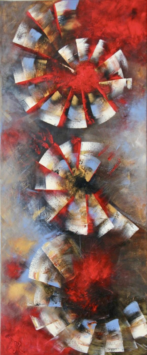 Windmills of my mind | Maleri