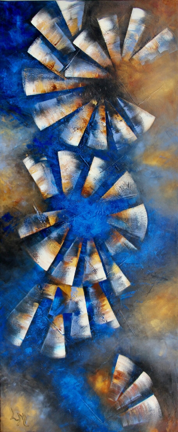 Windmills of your mind | Maleri