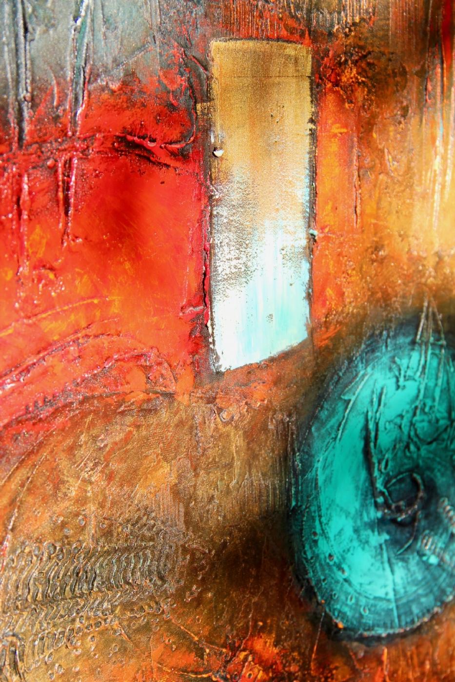 Tango | Maleri | Detail 1