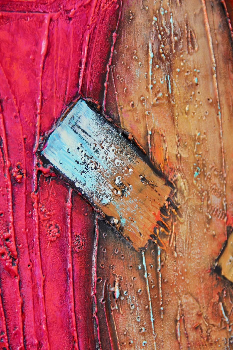 Wellcome | Maleri | Detail 1