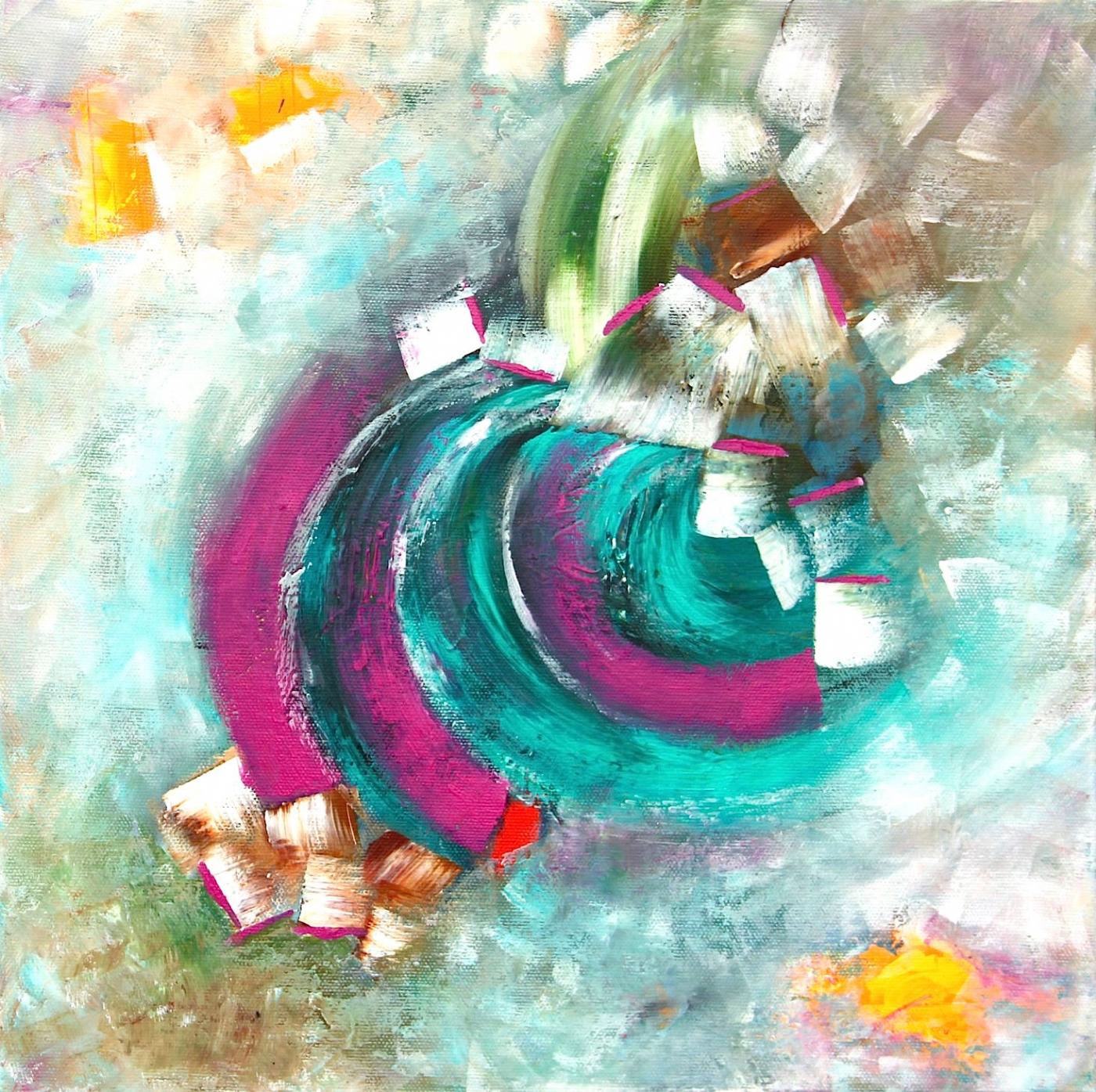 Little Twister | Maleri