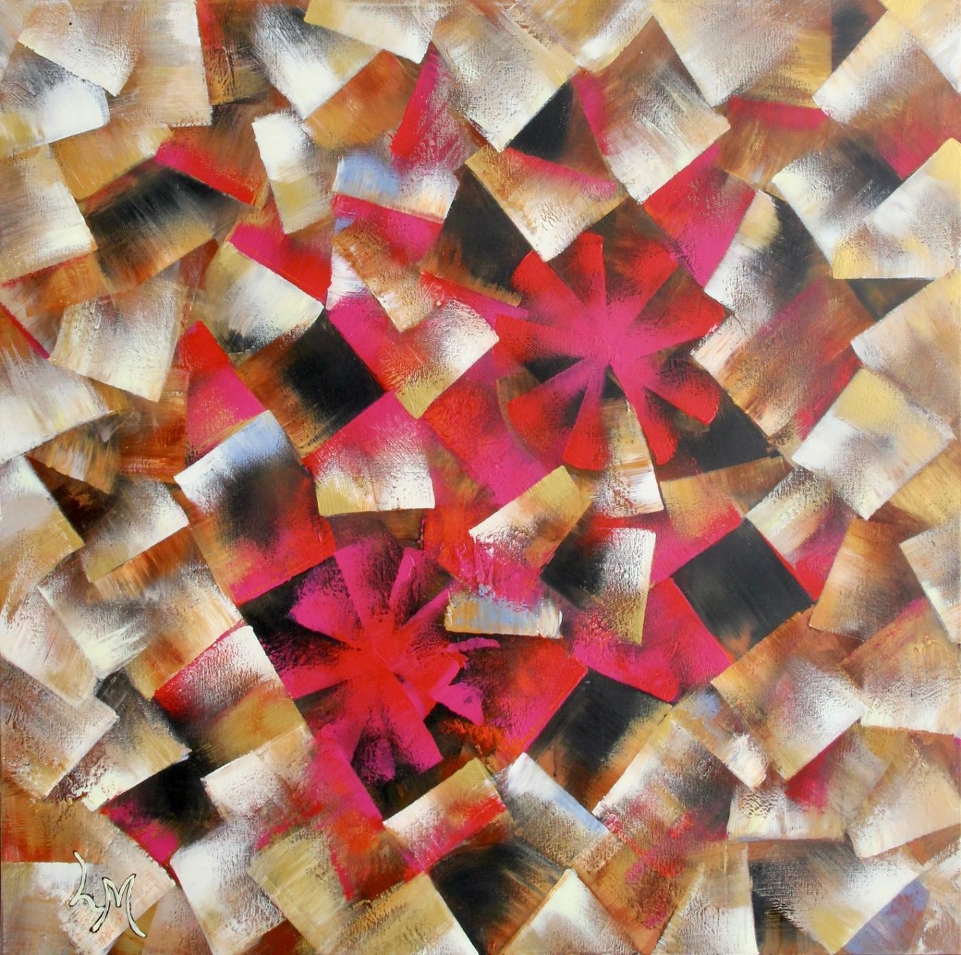 Kaleidoscope   Maleri