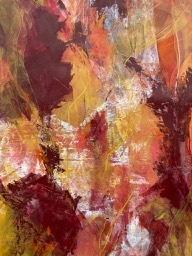 Autumn leaves | Tegning