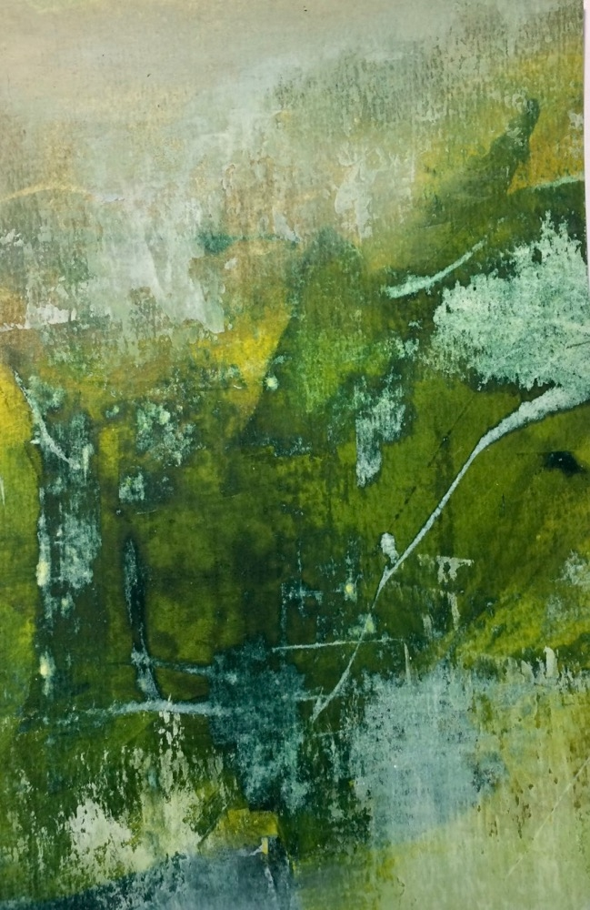 Green 7 | Tegning