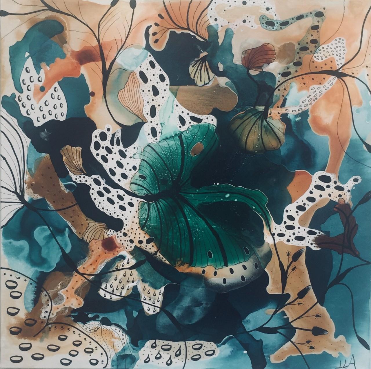 Coral 5 | Maleri