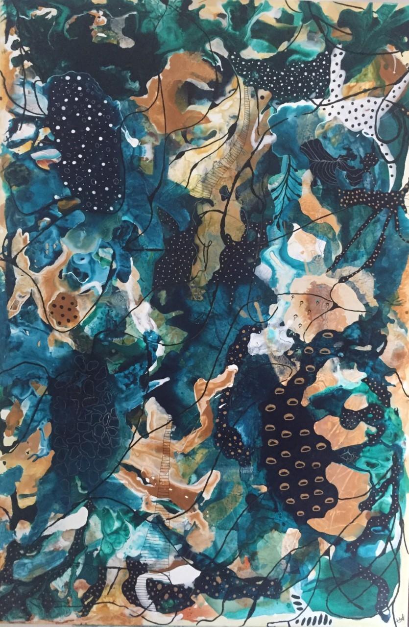 Coral 12 | Maleri