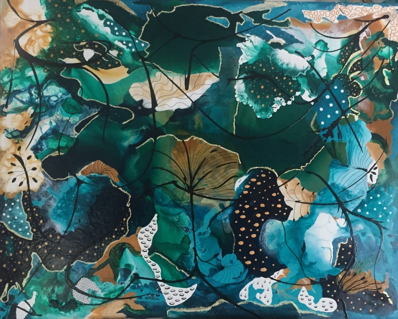 Coral 11 | Maleri