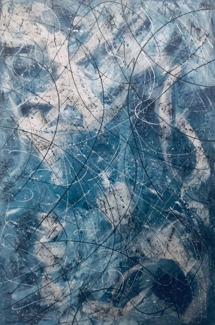 Space Storm | Maleri