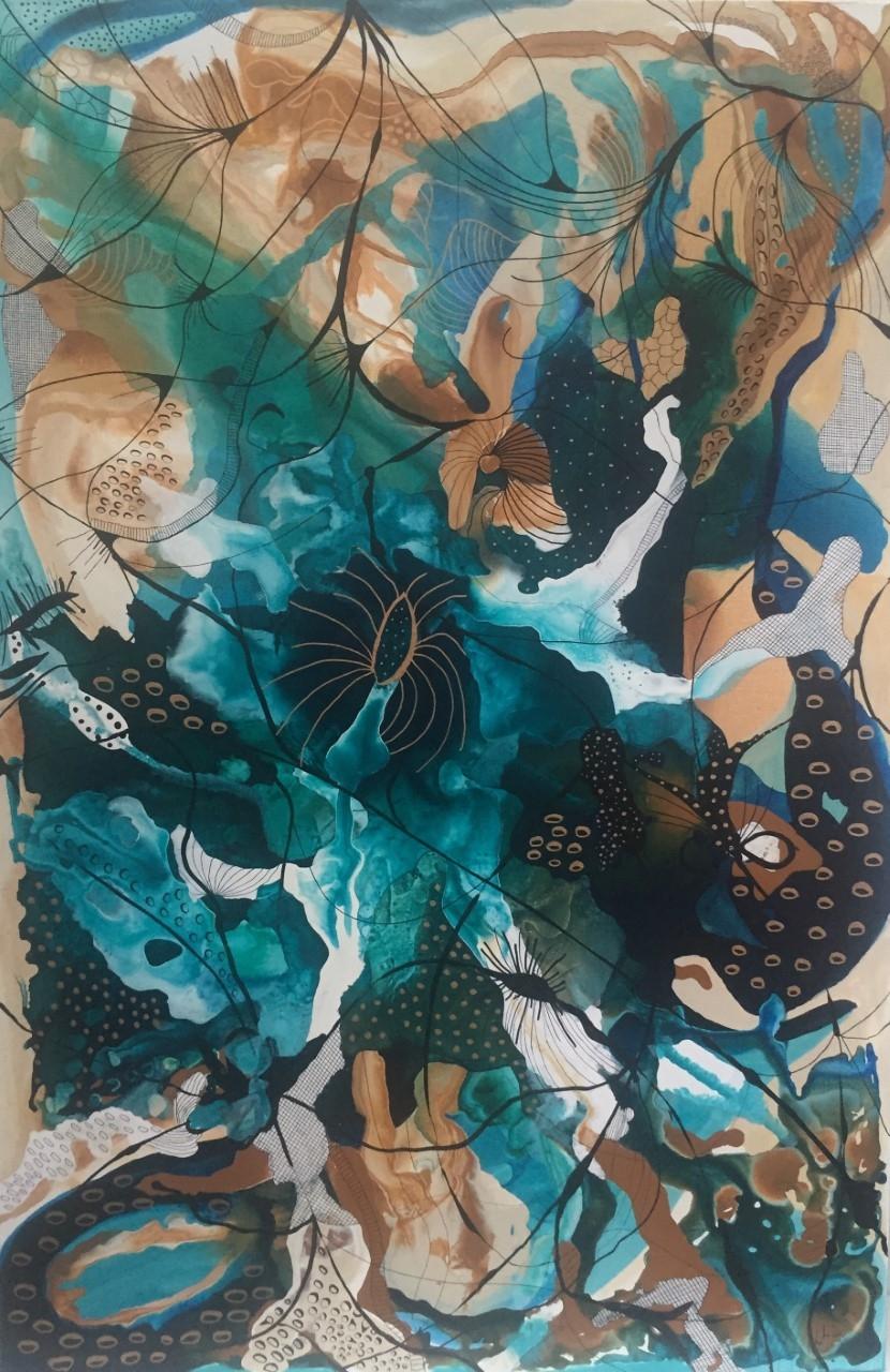 Coral 3 | Maleri