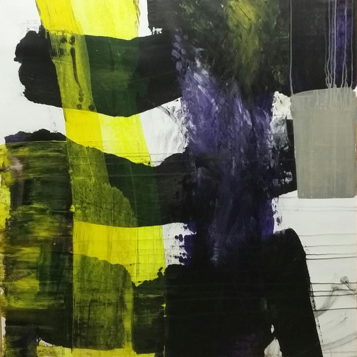 Eksperimenterende fragmenter  | Maleri