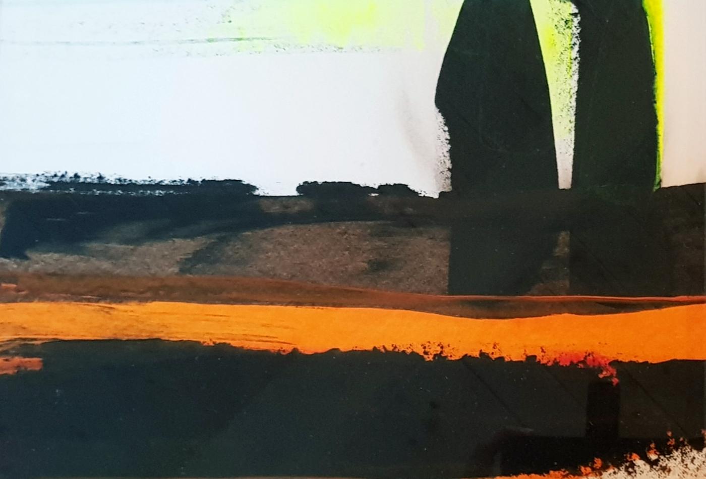 Abstraktioner   Maleri