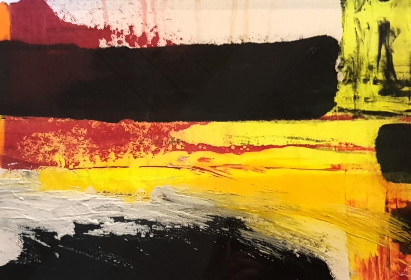 Abstraktioner  | Maleri