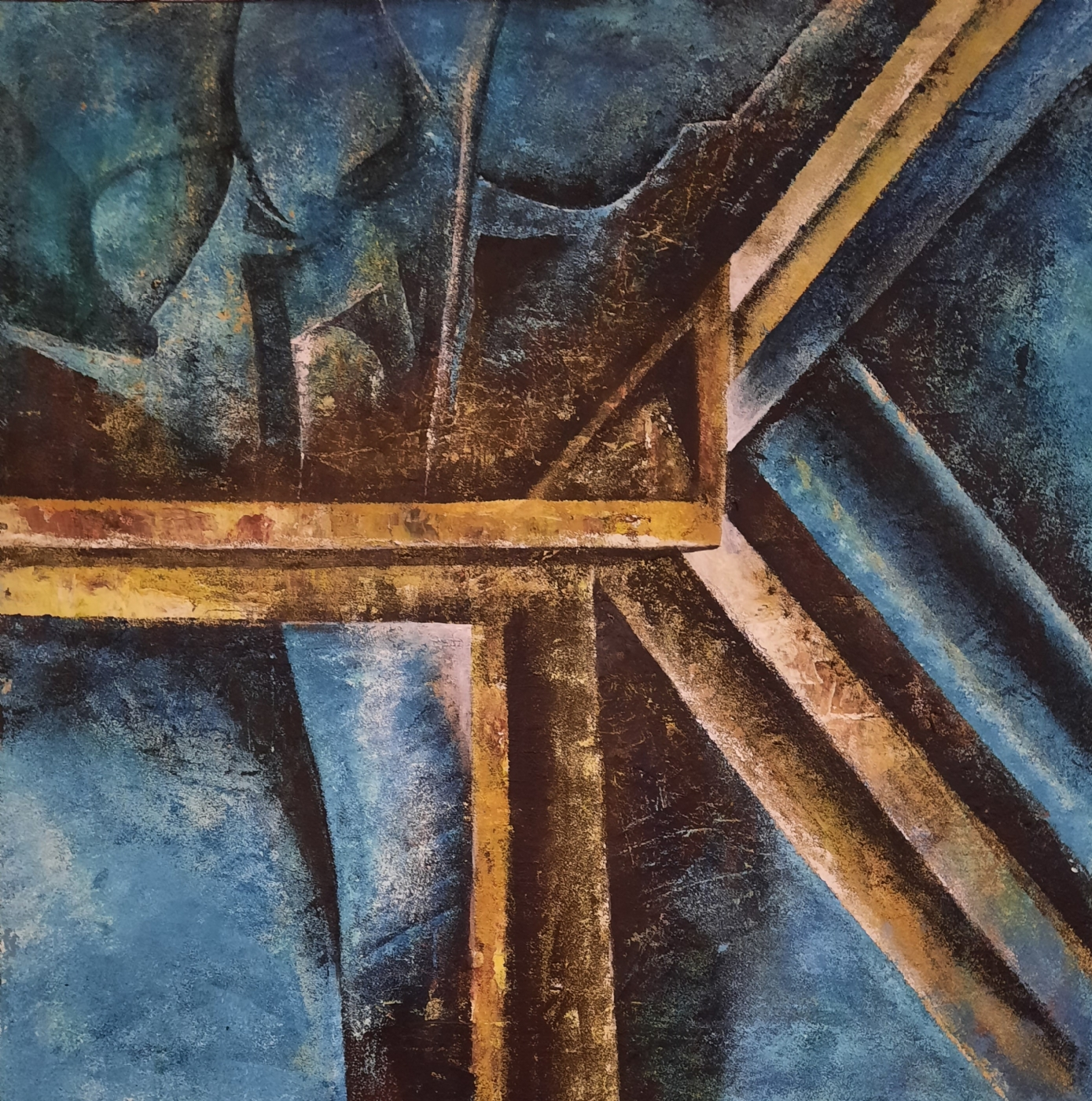 Skråplan | Maleri
