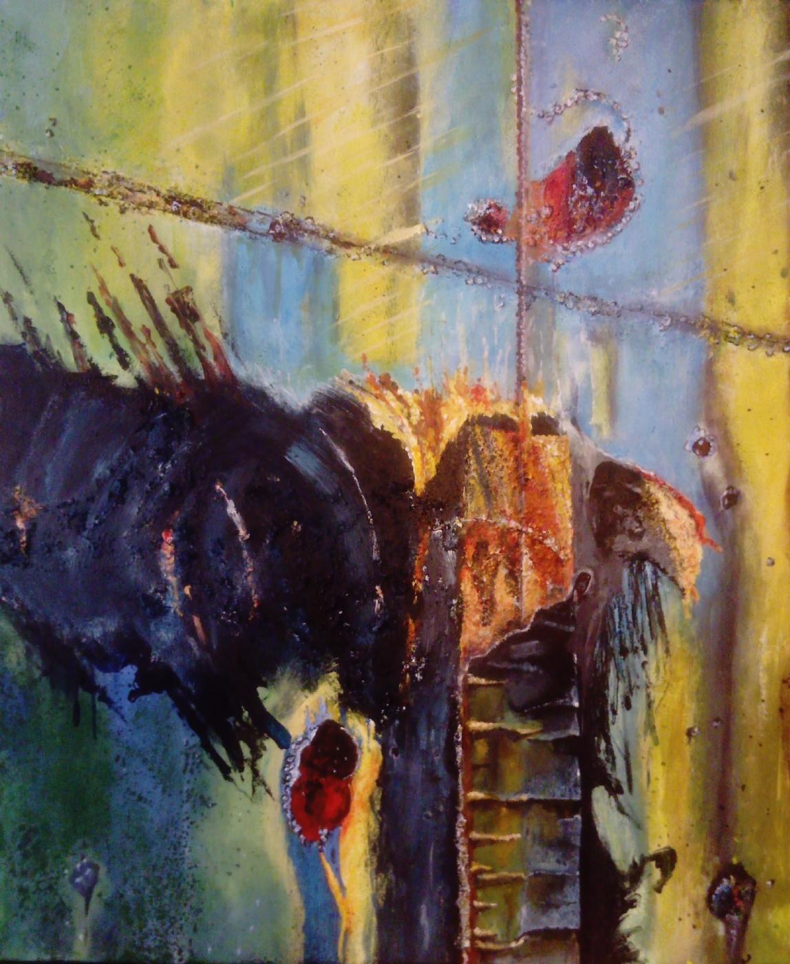 rust | Maleri