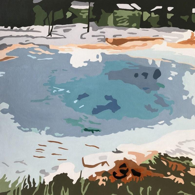 Yellowstone | Maleri