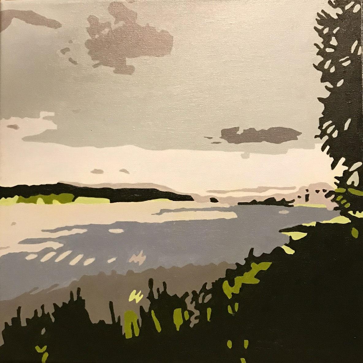 Skovsø | Maleri