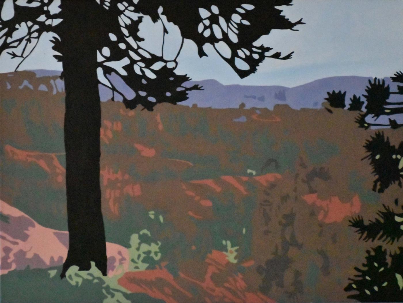 Bryce Canyon | Maleri