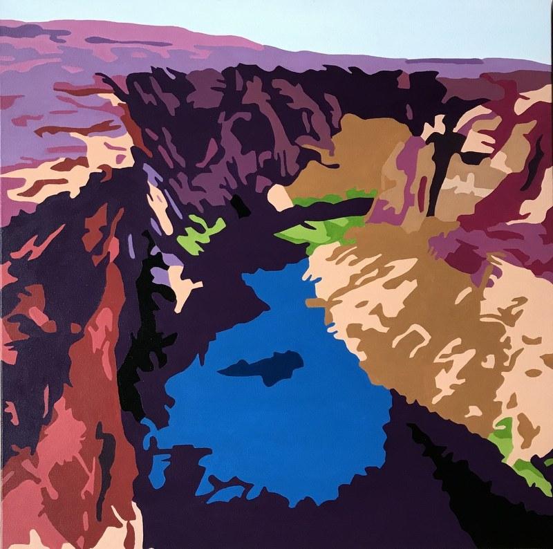 Colorado River | Maleri