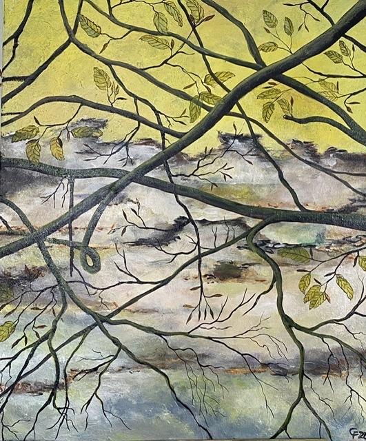 Naturens poesi | Maleri