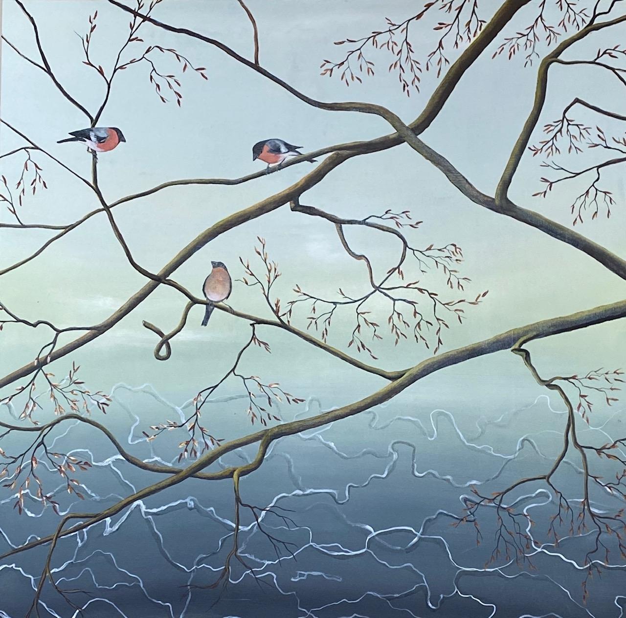 Forårsfornemmelser | Maleri