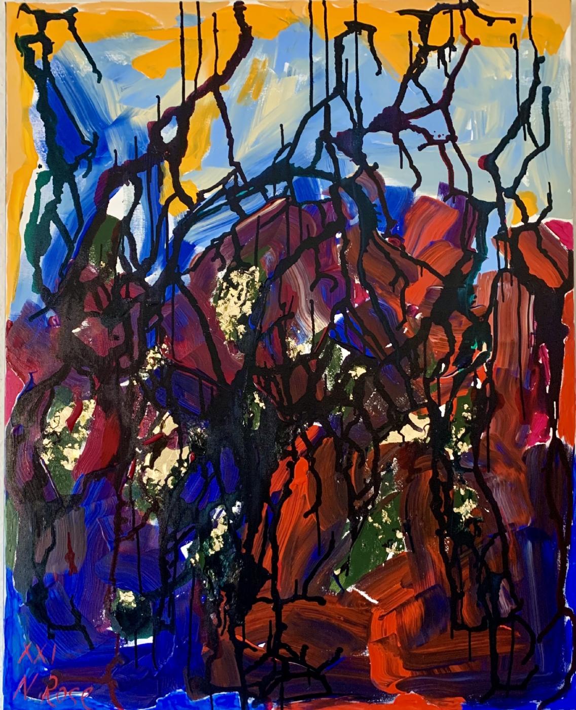 Spring Awakening, 2021 | Maleri