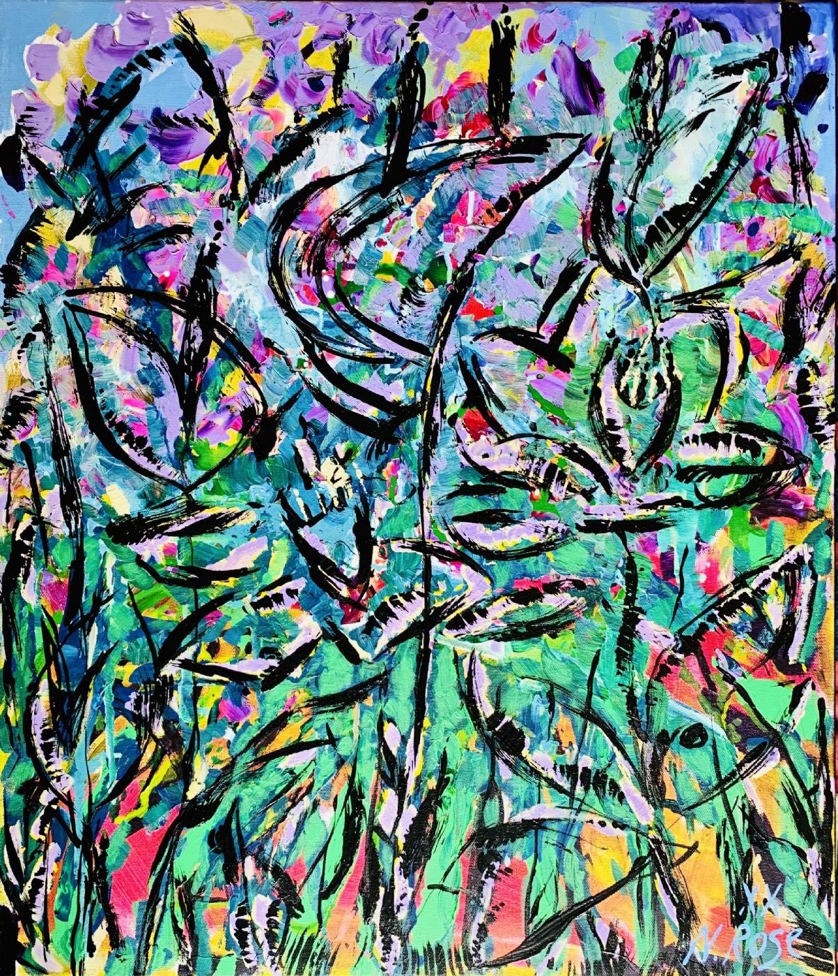Spring Turmoil, 2020 | Maleri