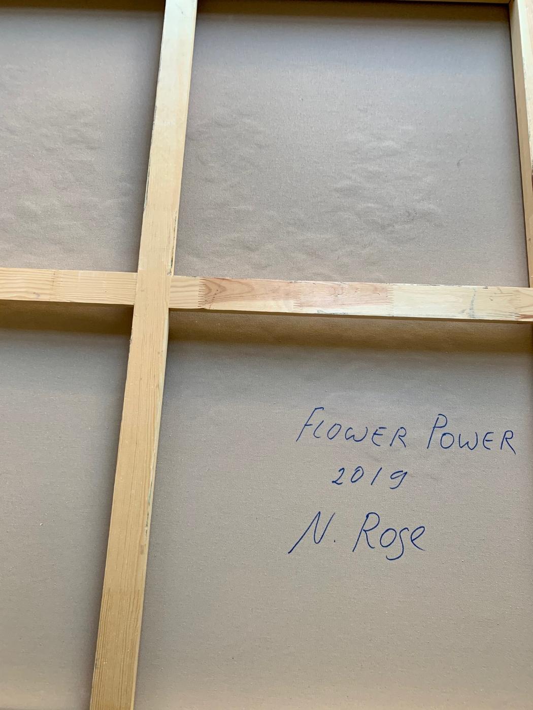 Flower Power, 2019   Maleri   Detail 1