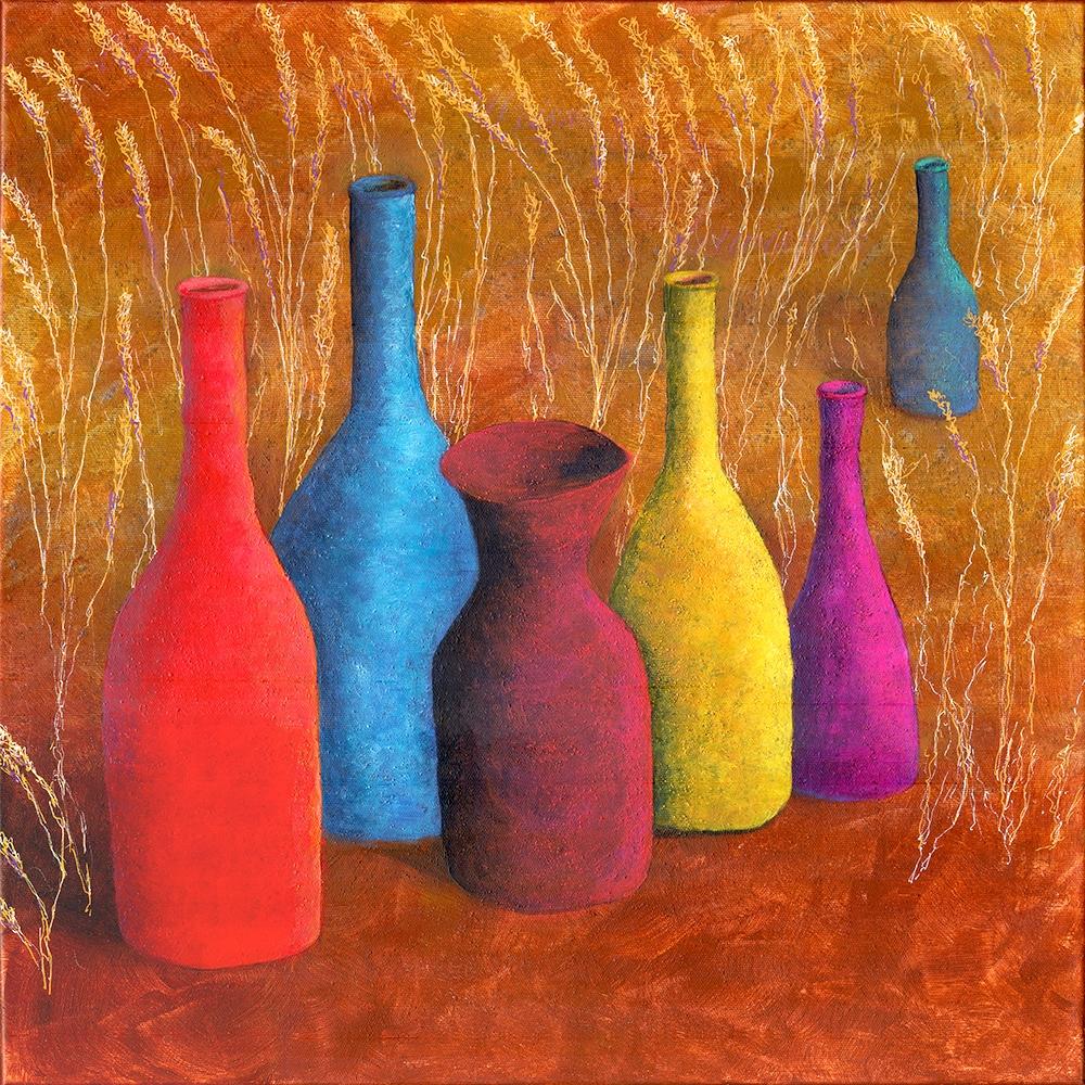 Flasker  (Bottles) | Maleri