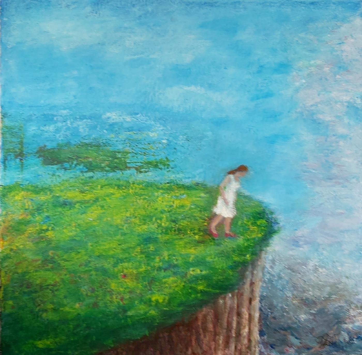 Himmel og Hav | Maleri