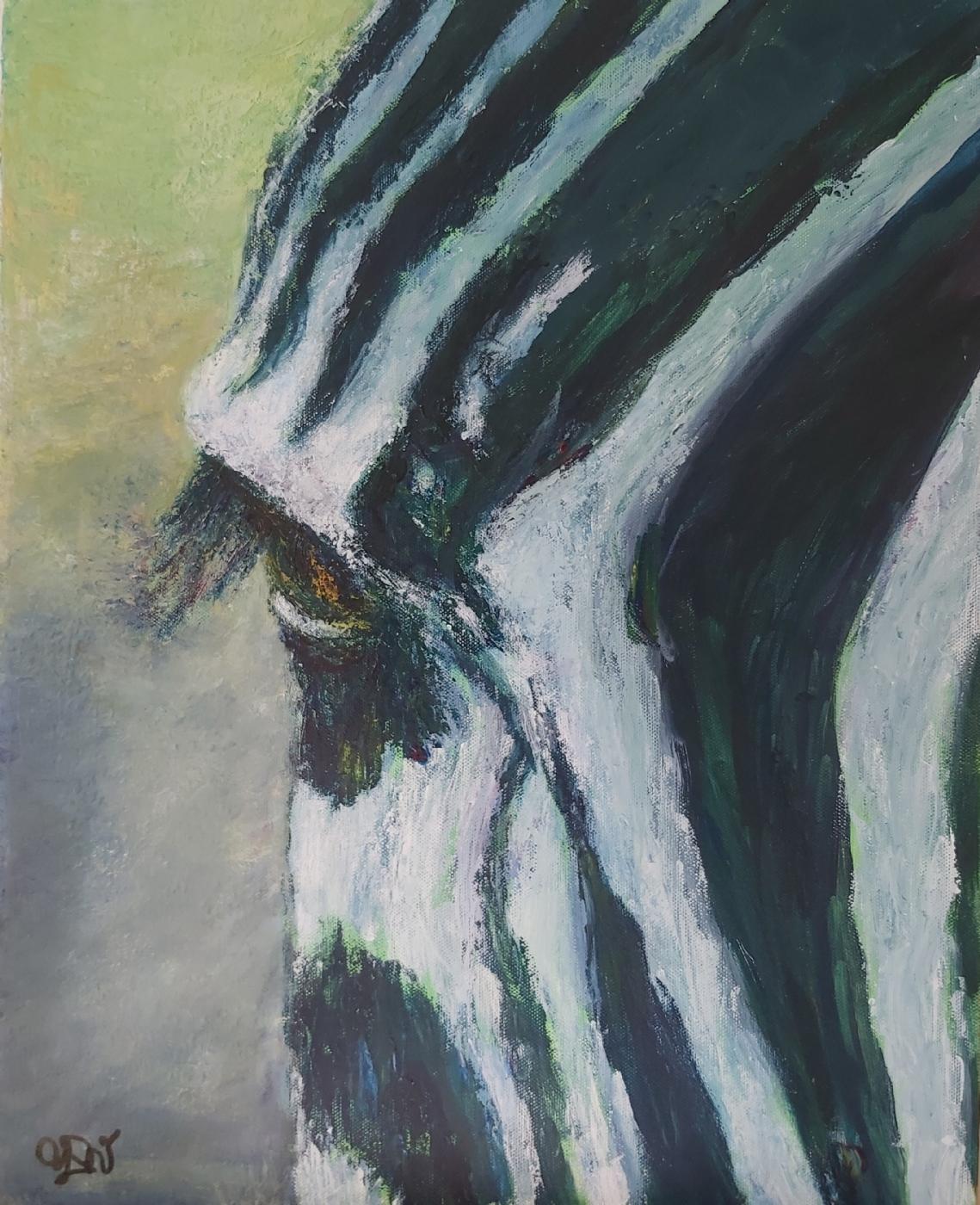 Zebra | Maleri