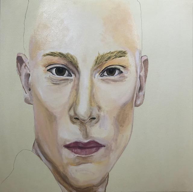 Gender - Unfinished No. III | Maleri