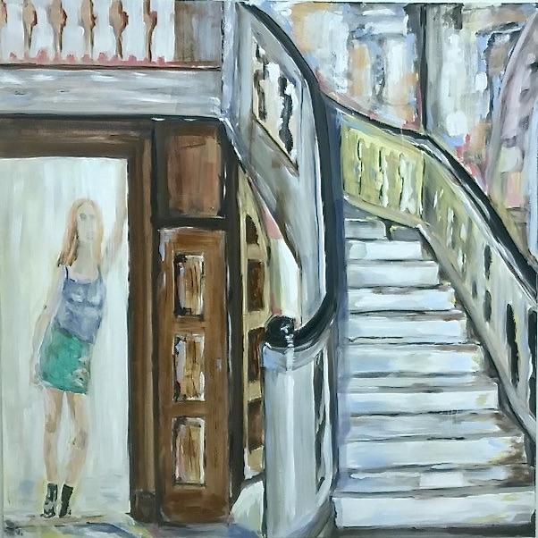 The Hall | Maleri