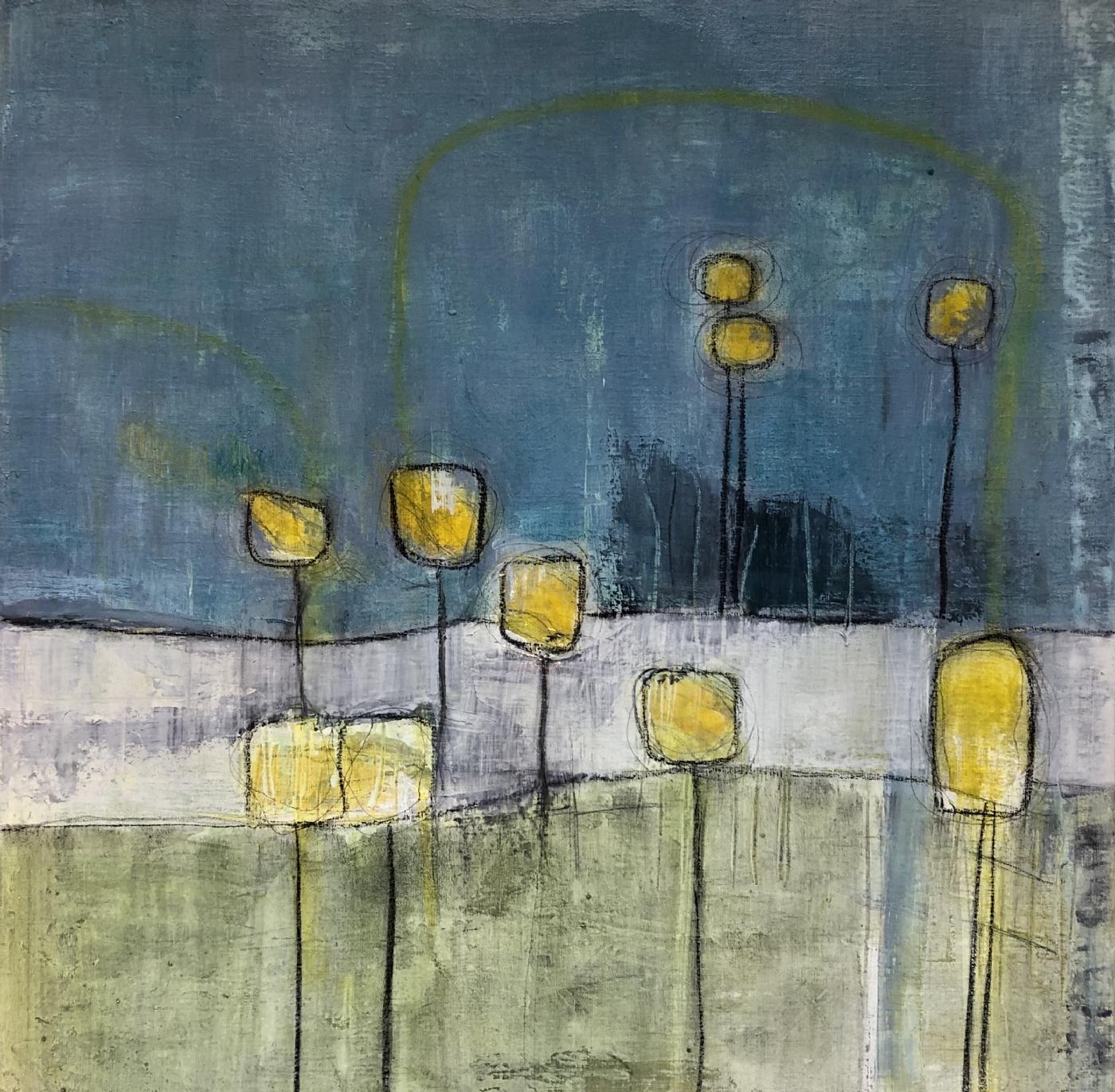 indtryk 1 | Maleri