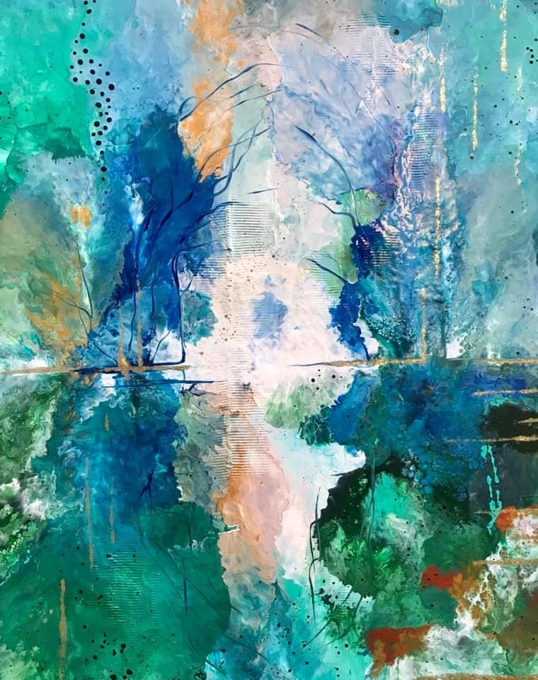 WATER REFLECTIONS | Kunst