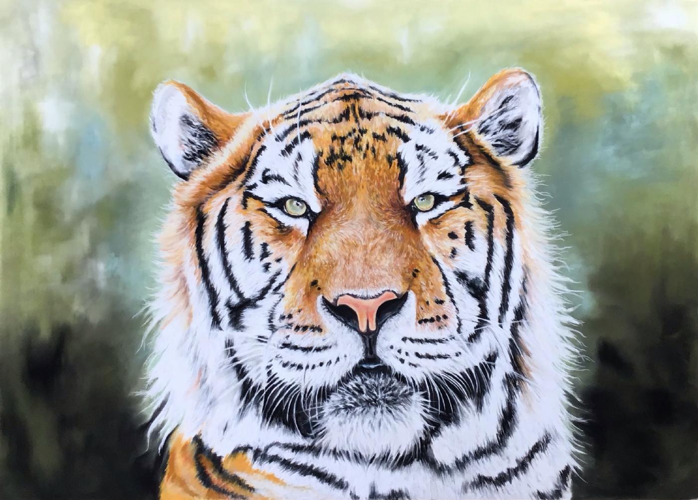 Tiger | Maleri