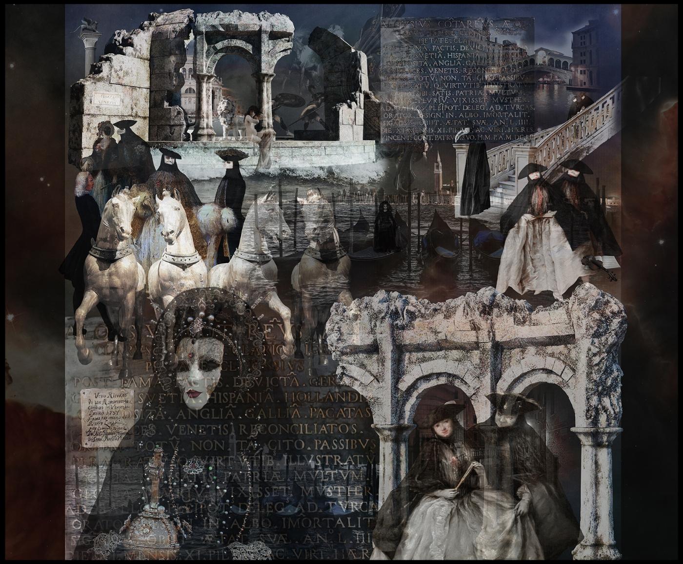 Masquerade | Kunst