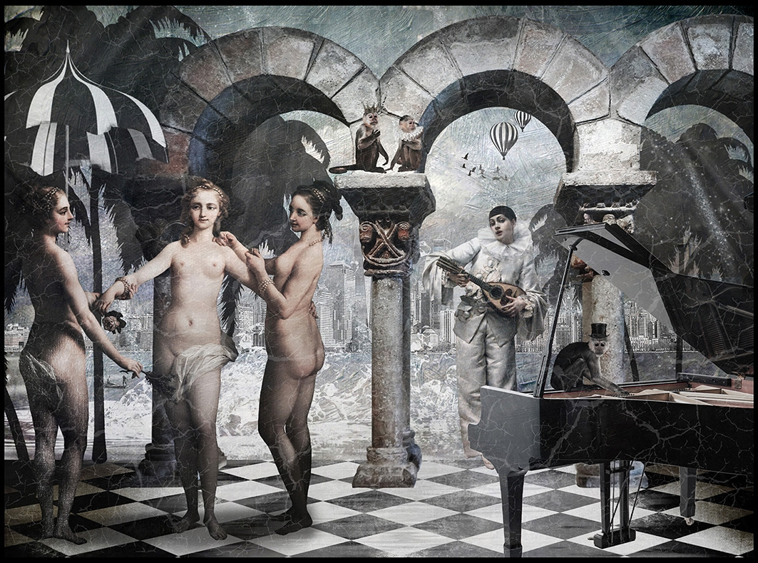 The Muses | Kunst