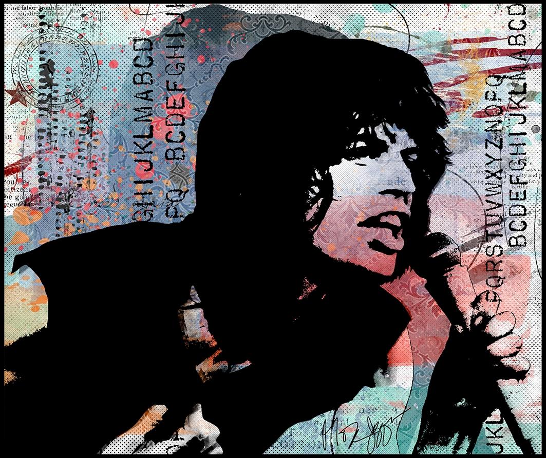Mick Jagger | Kunst