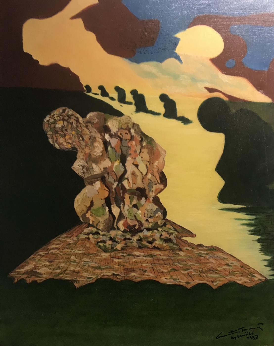 Soumi Sorrow | Maleri