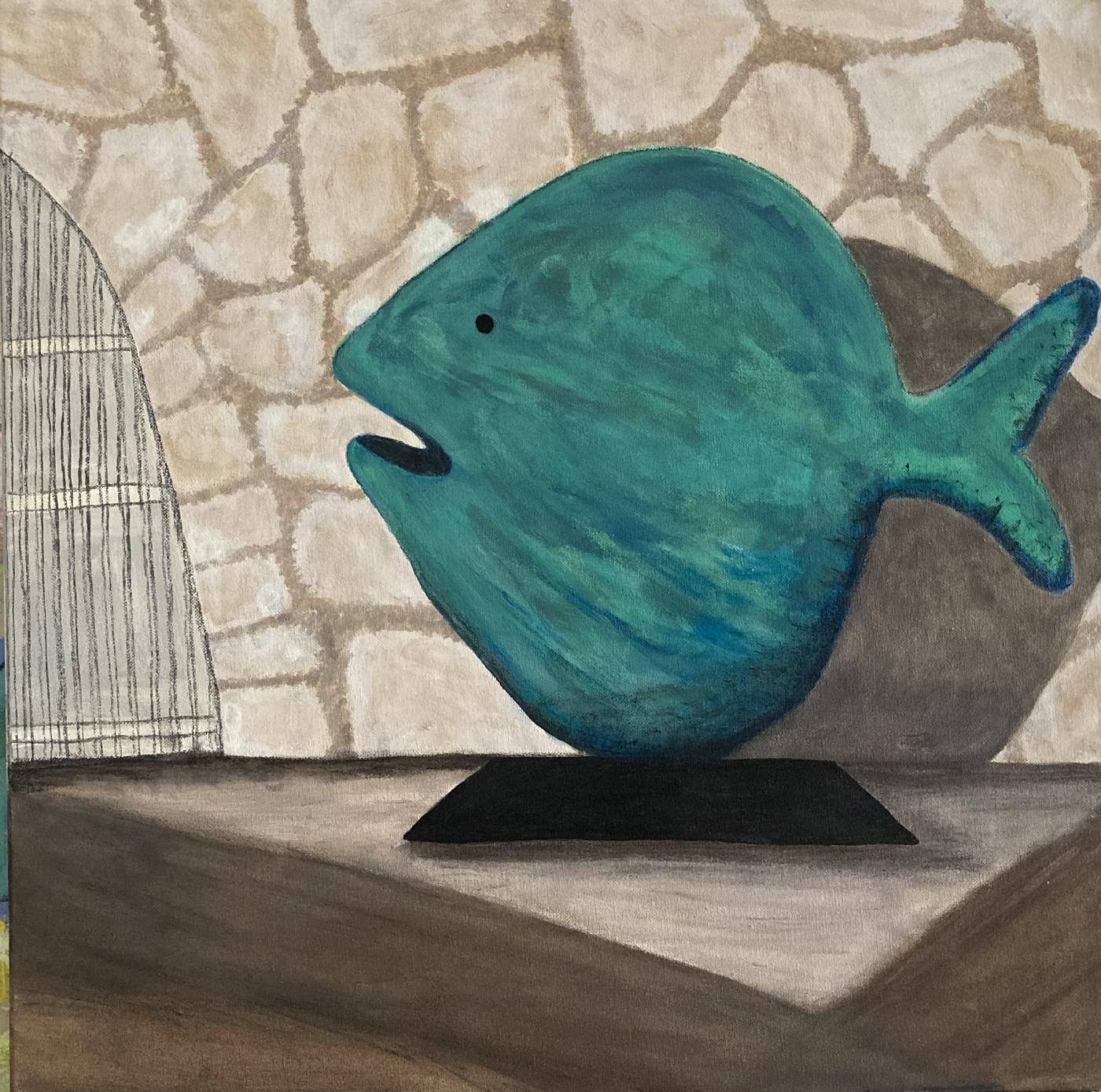 'It's rather fishy' | Maleri