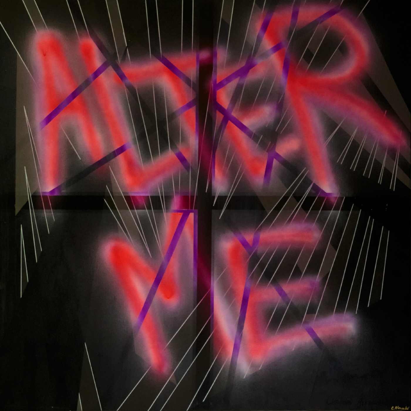 ALTER ME | Maleri