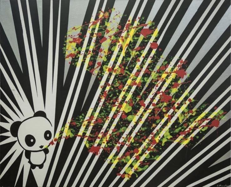 FOR THE POWER OF THE PANDA | Maleri