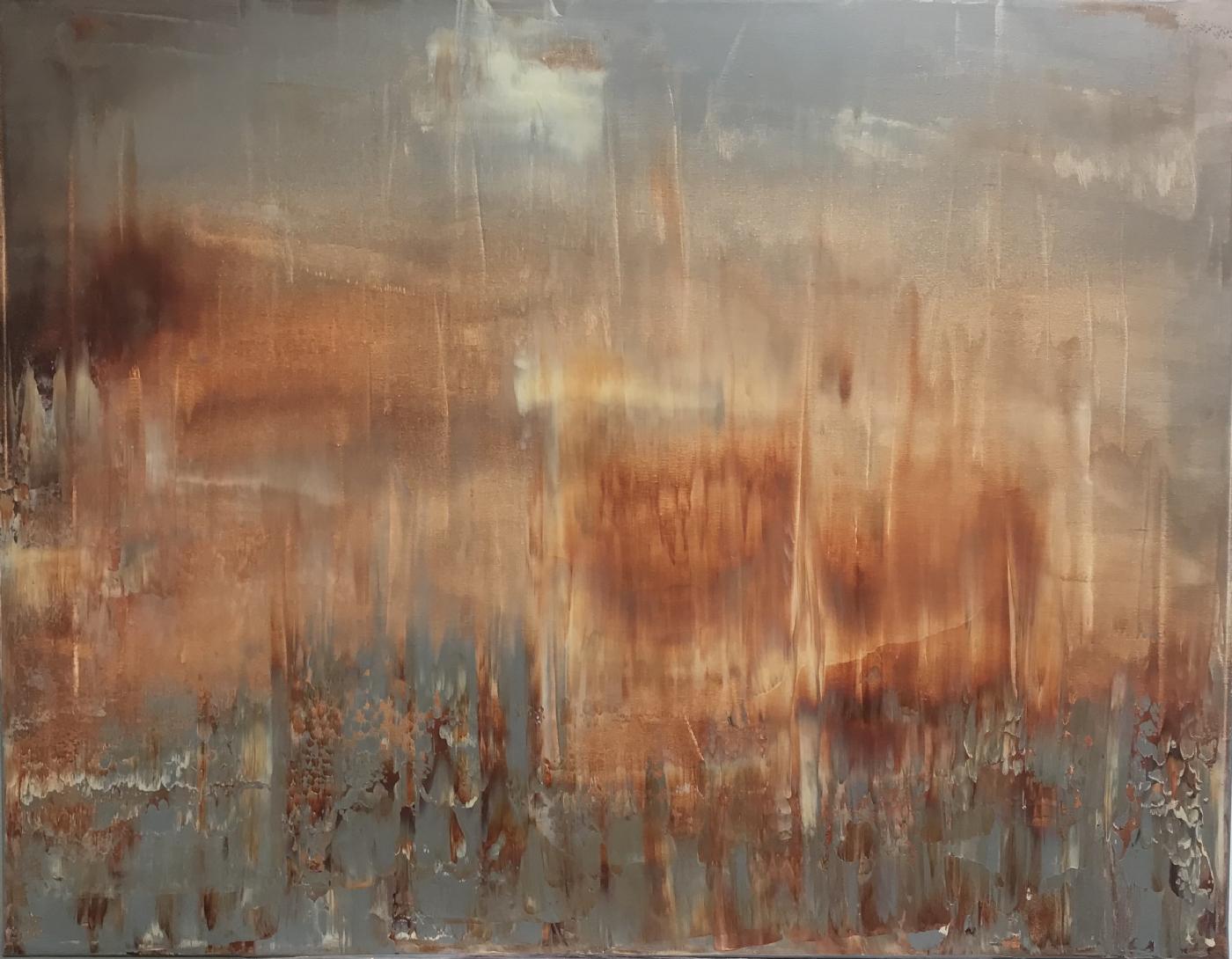 Desert Fire | Maleri
