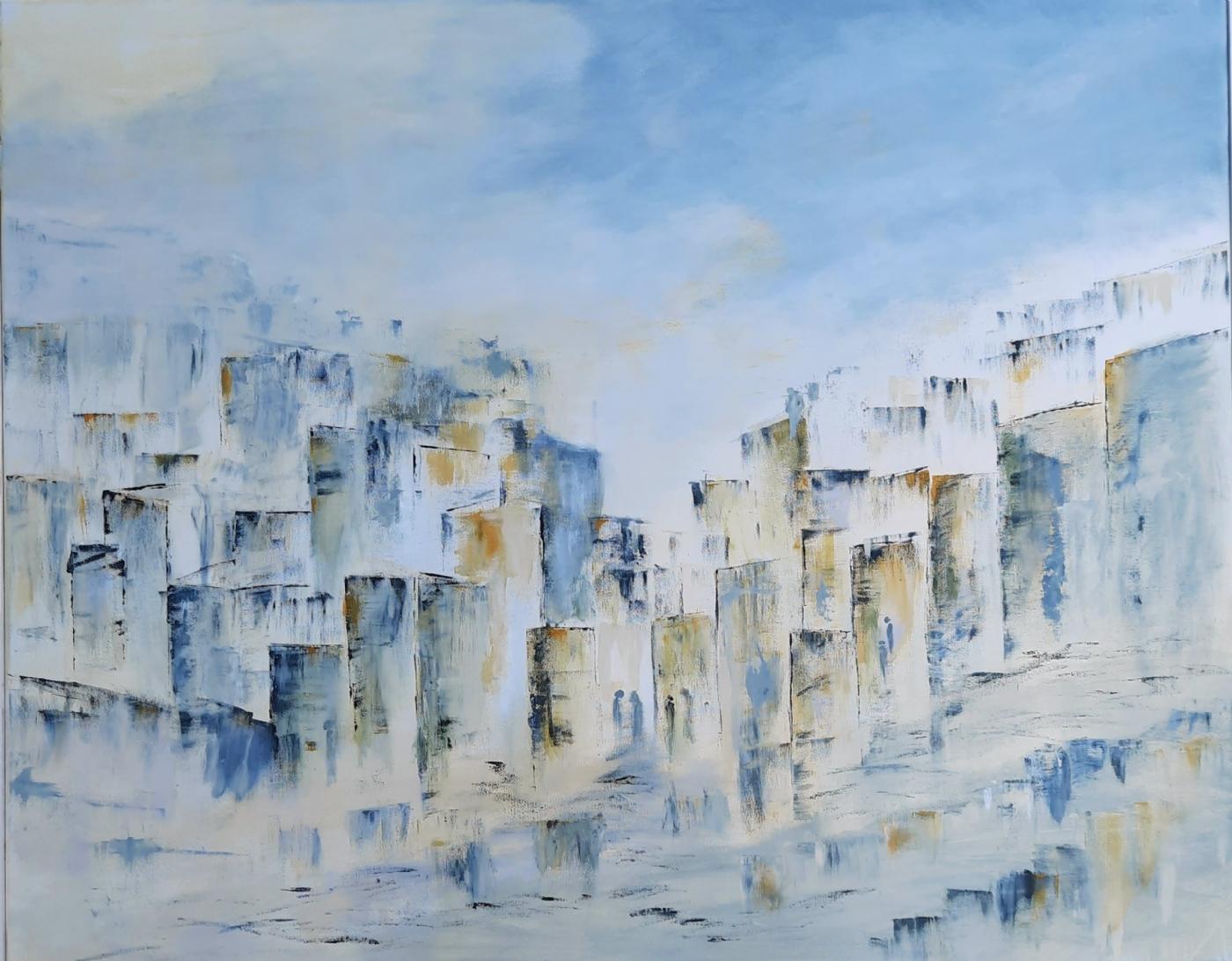 Uden titel | Maleri